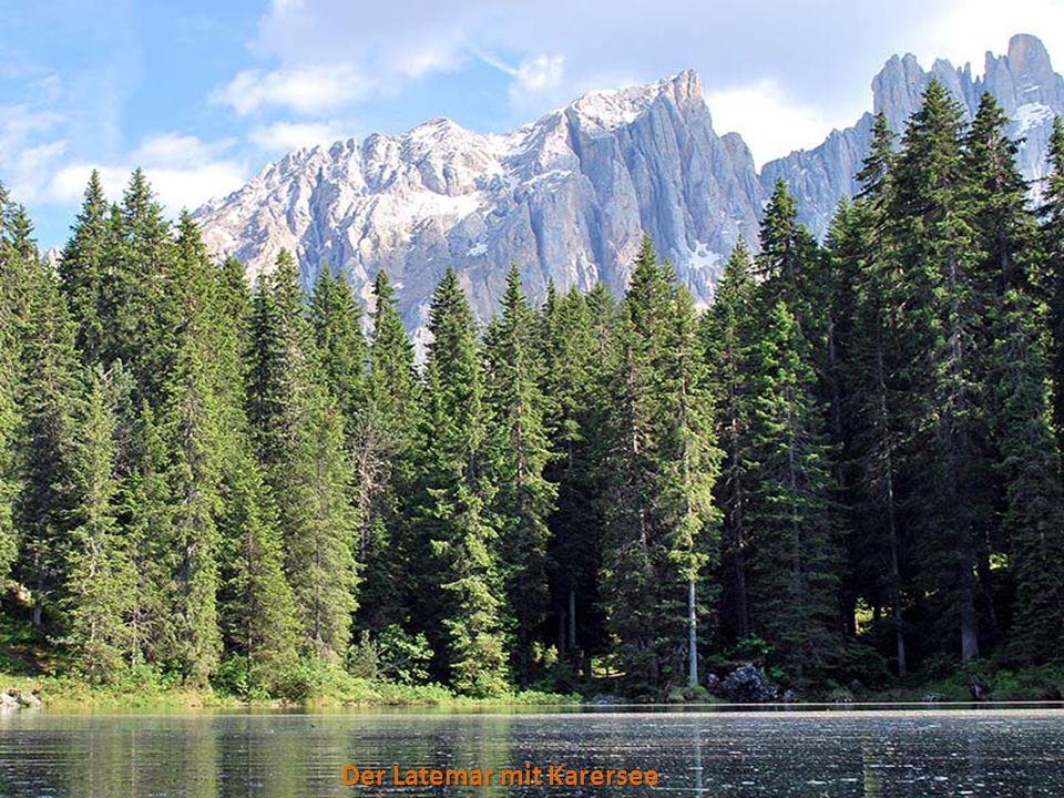 Der Monte Cimerlo