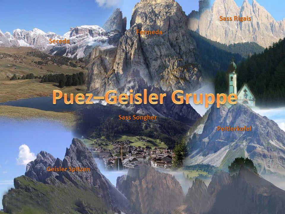 Der Antelao 3264m, zweithöchster Berg der Dolomiten
