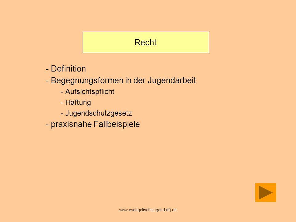 Gruppenpädagogik (Vorstufe der Gruppenpädagogik) - Definition: Gruppe - Phasen von Gruppen - Konflikte - Leitungsstiele www.evangelischejugend-afj.de