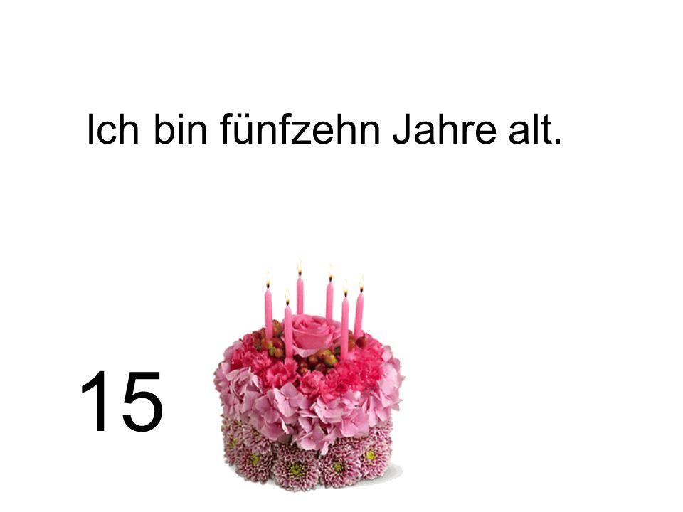 Wie alt ist Angela? 20