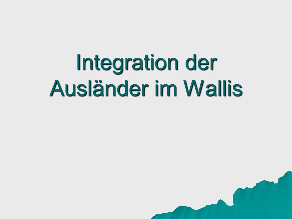 Historischer Rückblick Die Integration der Ausländer bildet in der Schweiz seit Anfang der 80-iger Jahre ein politisches Thema.