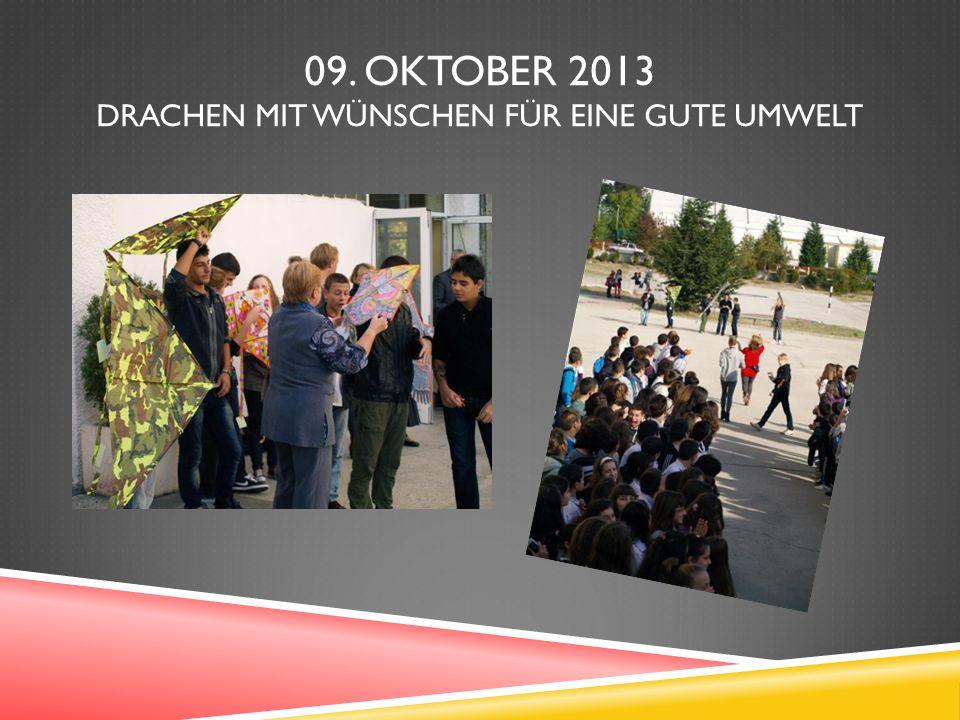 09. OKTOBER 2013 DER POLNISCHE BOTSCHAFTER ZU GAST