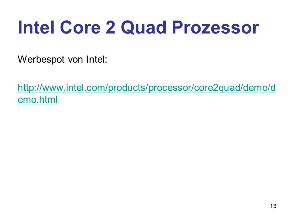 14 Der Taktgeber (Clock) Die CPU wird durch einen winzigen Takt- geber gesteuert.