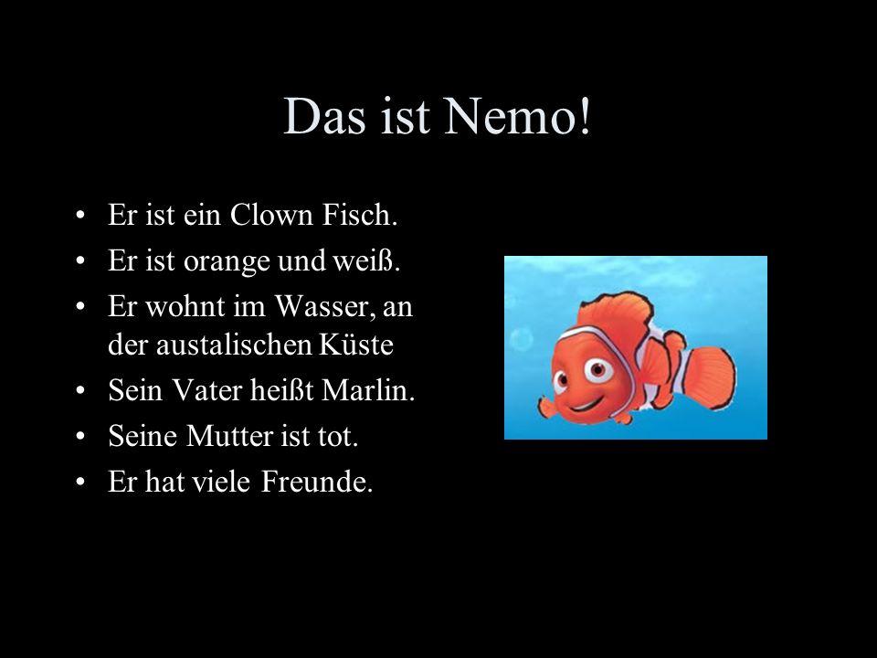 Kennt ihr diesen Fisch?
