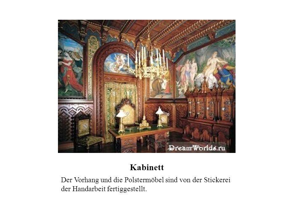 Der Saal der Sänger Nach dem Tod Ludwigs im Saal der Sänger gingen die Aktion der bayerischen Sänger.