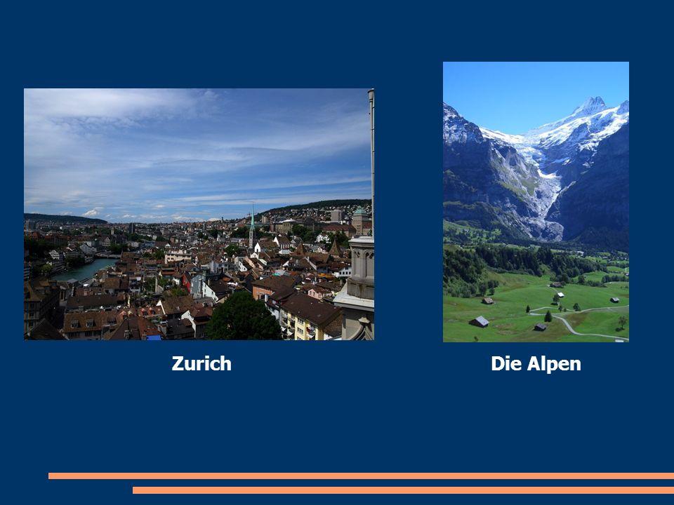 Die AlpenZurich