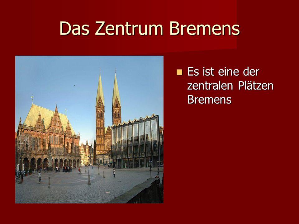 Bremen steht am Fluss Bremen steht am Fluss