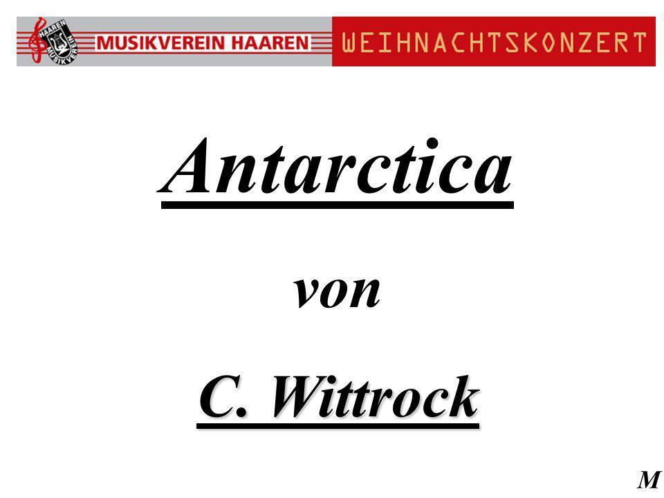 Antarctica von C. Wittrock M