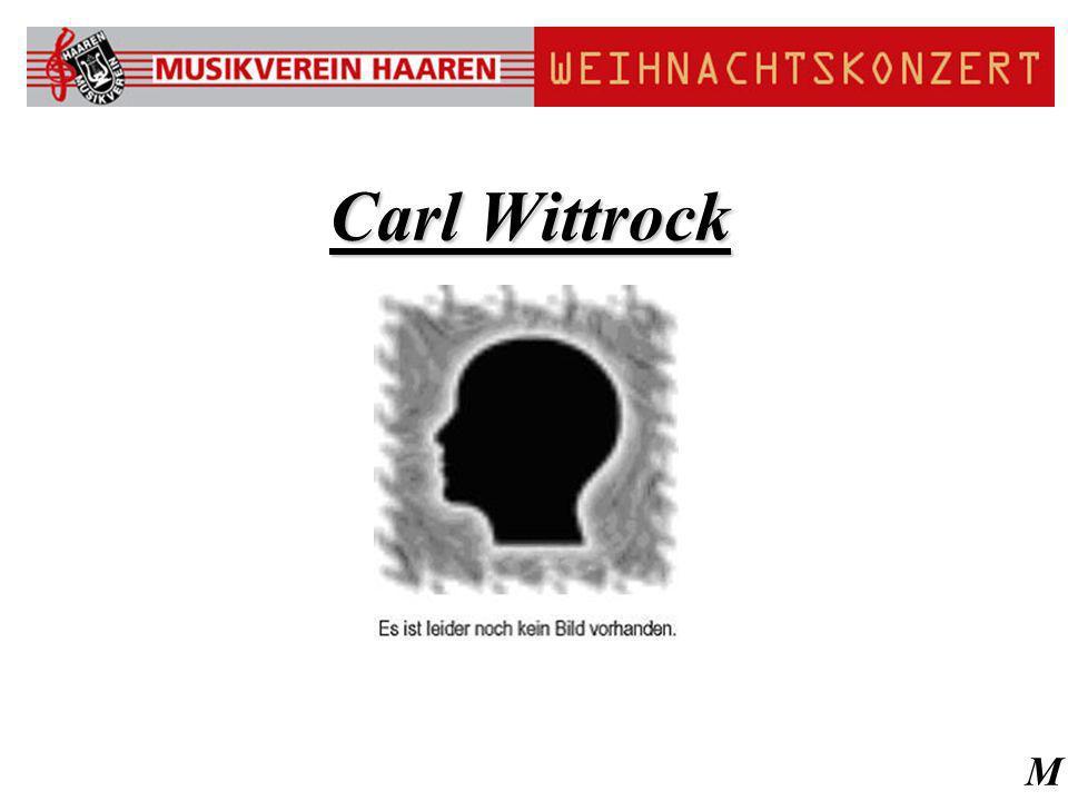 M Carl Wittrock