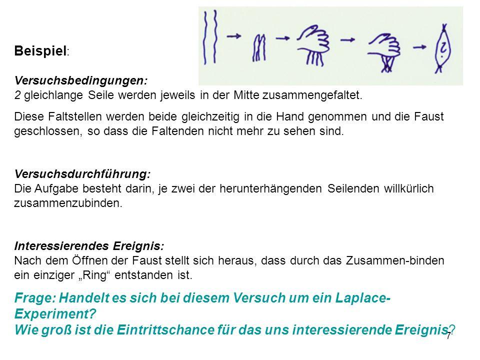 28 Grundaufgaben der Kombinatorik: 1.