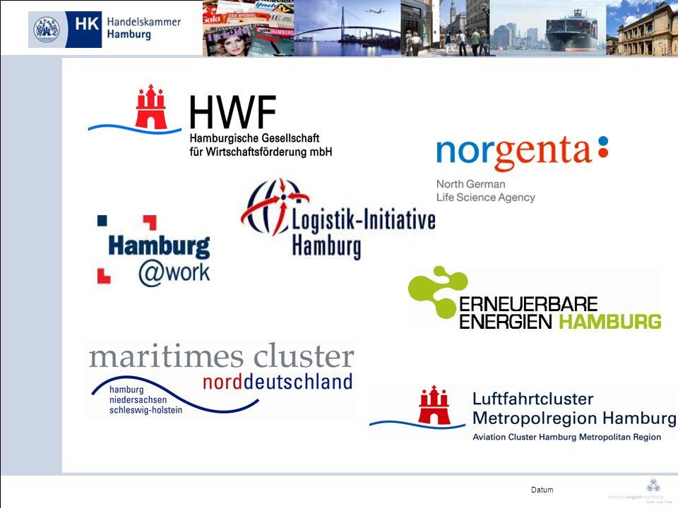 Gesundheitswirtschaft in Hamburg Kennzeichen: Querschnittbranche, größte Wirtschaftsbranche in Deutschland und in Hamburg 7 Mrd.