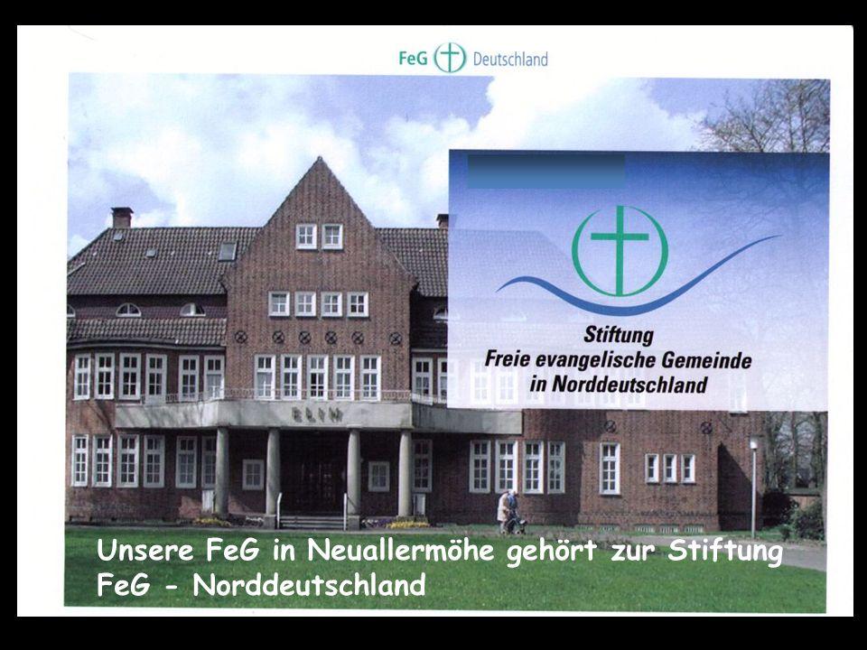 Unsere FeG in Neuallermöhe gehört zur Stiftung FeG - Norddeutschland