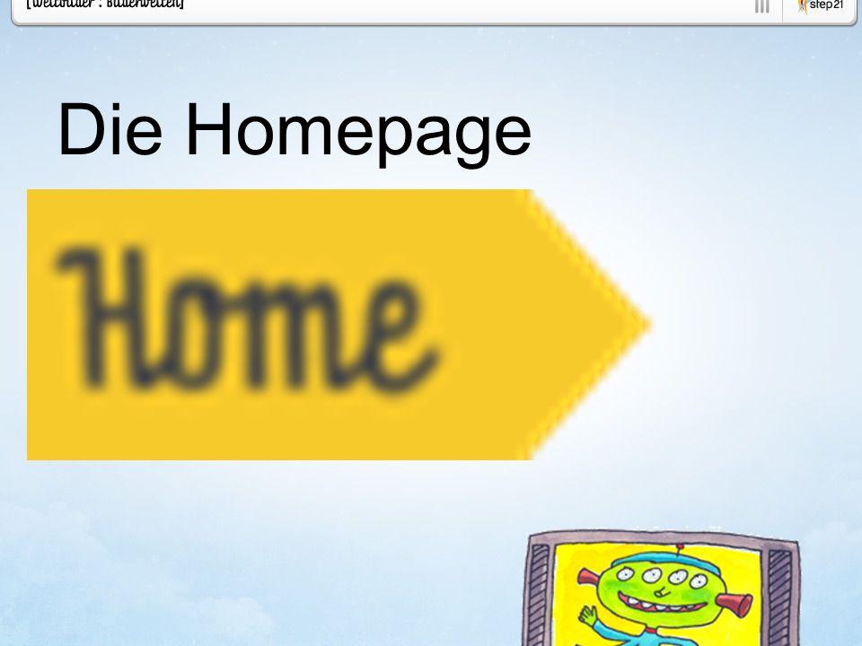 Die Homepage