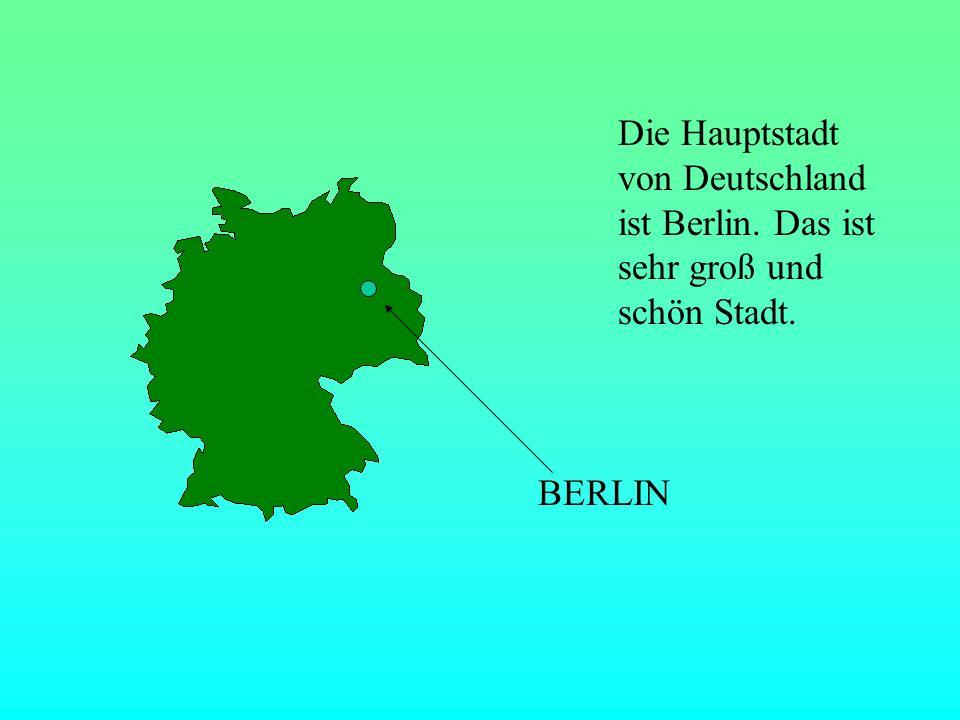 Deutschland ist seit 1951 in Europäischen Union.