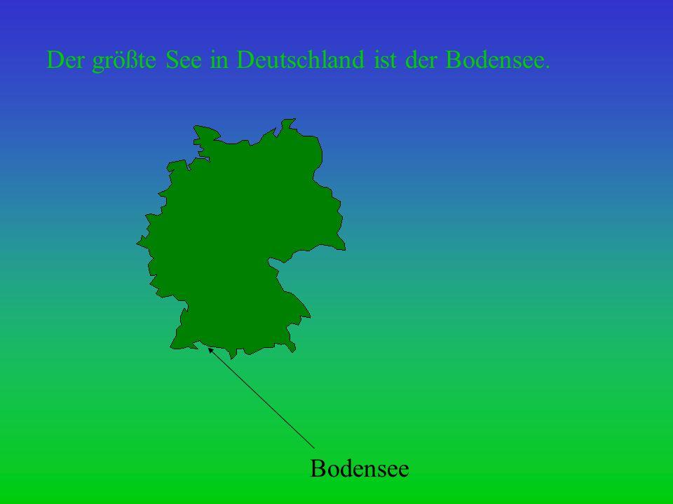 In Deutschland sind die Alpen.In den Alpen liegt die gröste Spitze.