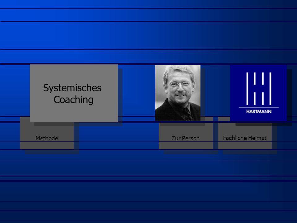 Fachliche Heimat Zur Person Methode Systemisches Coaching