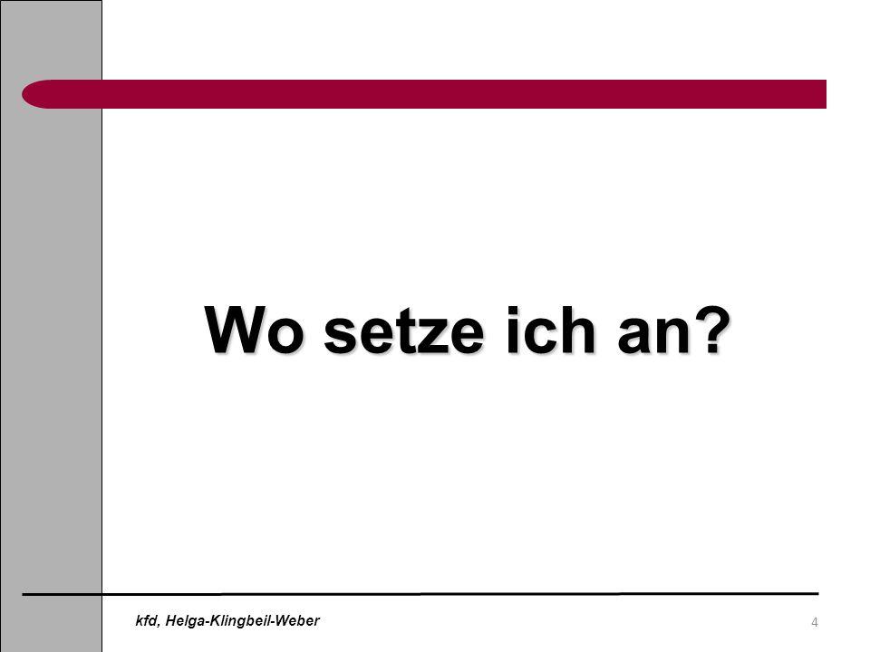 15 kfd, Helga-Klingbeil-Weber