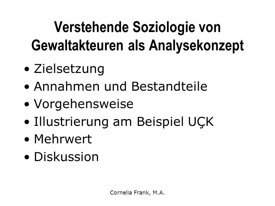 Cornelia Frank, M.A.