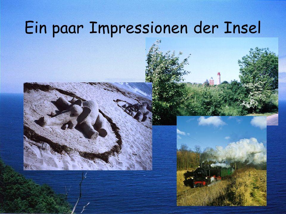 Ein paar Impressionen der Insel