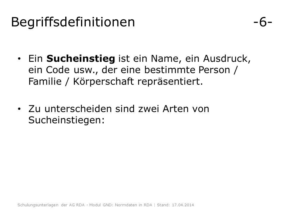 Exkurs: Beispiele Für den deutschen Sprachraum maßgebliche Beispiele stehen bislang in den Erläuterungen, Schulungsunterlagen (formatneutral) und den Erfassungshilfen (im PICA und Aleph-Format).