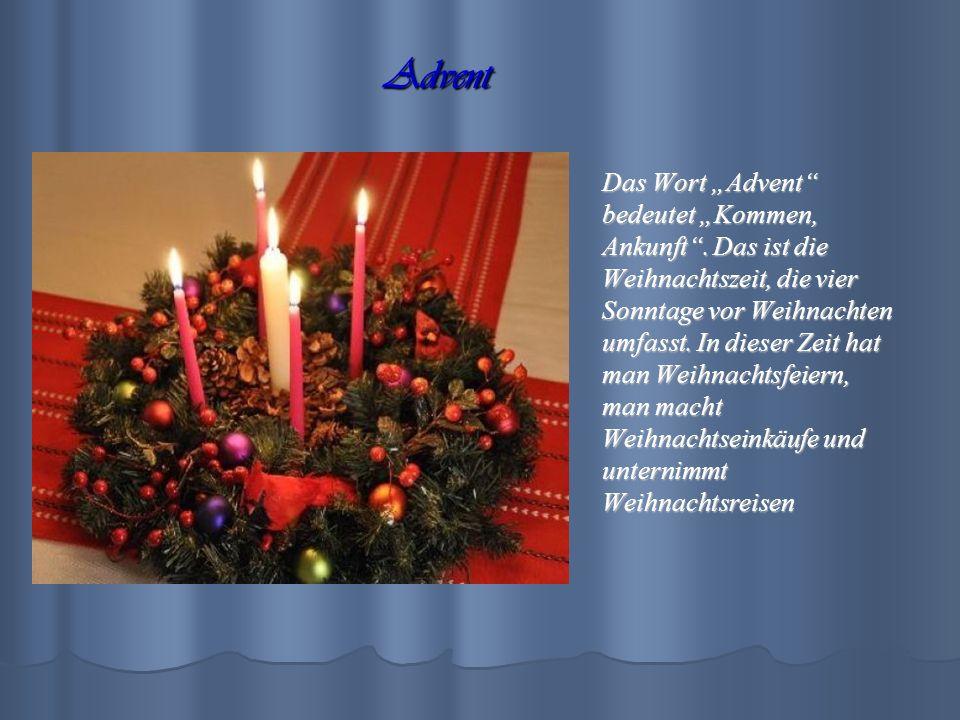 Der Weihnachtsbaum Bereits seit Anfang des 17.