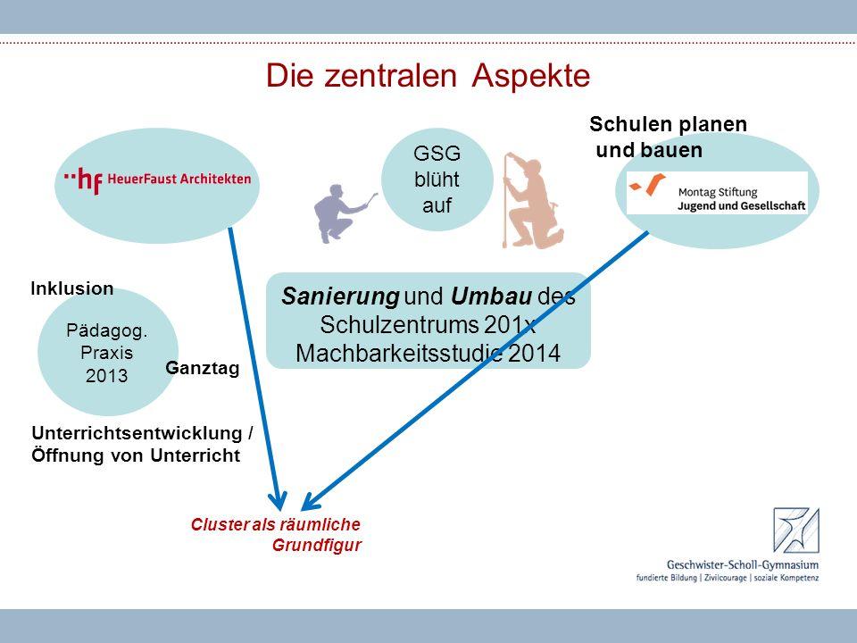 GSG blüht auf - Erträge