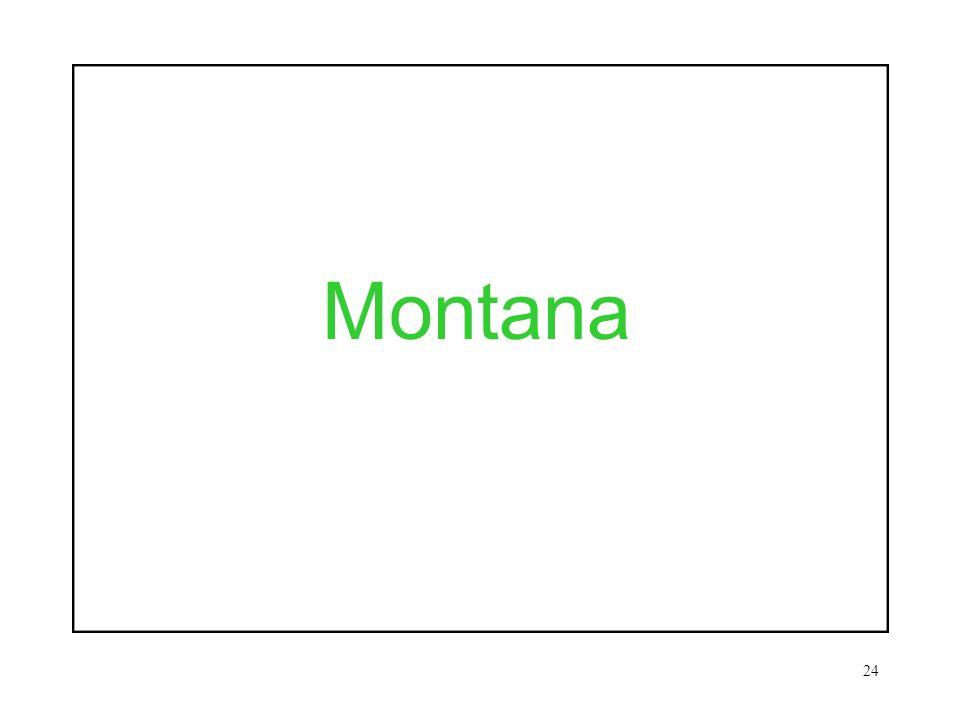 24 Montana