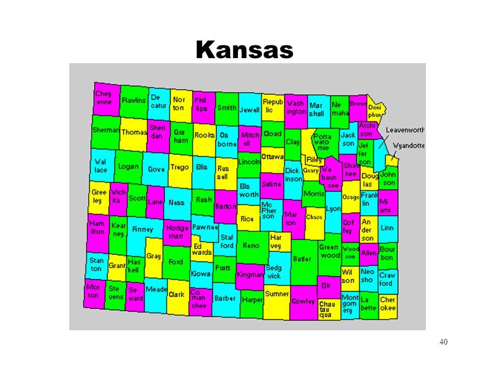 40 Kansas