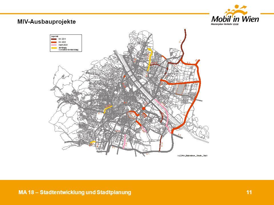 MA 18 – Stadtentwicklung und Stadtplanung 12 Angelika Winkler Kontact: 43 1 4000 88411 Angelika.winkler@wien.gv.at@wien.gv.at www.wien.gv.at/stadtentwicklung/verkehrsmasterplan/index.htm