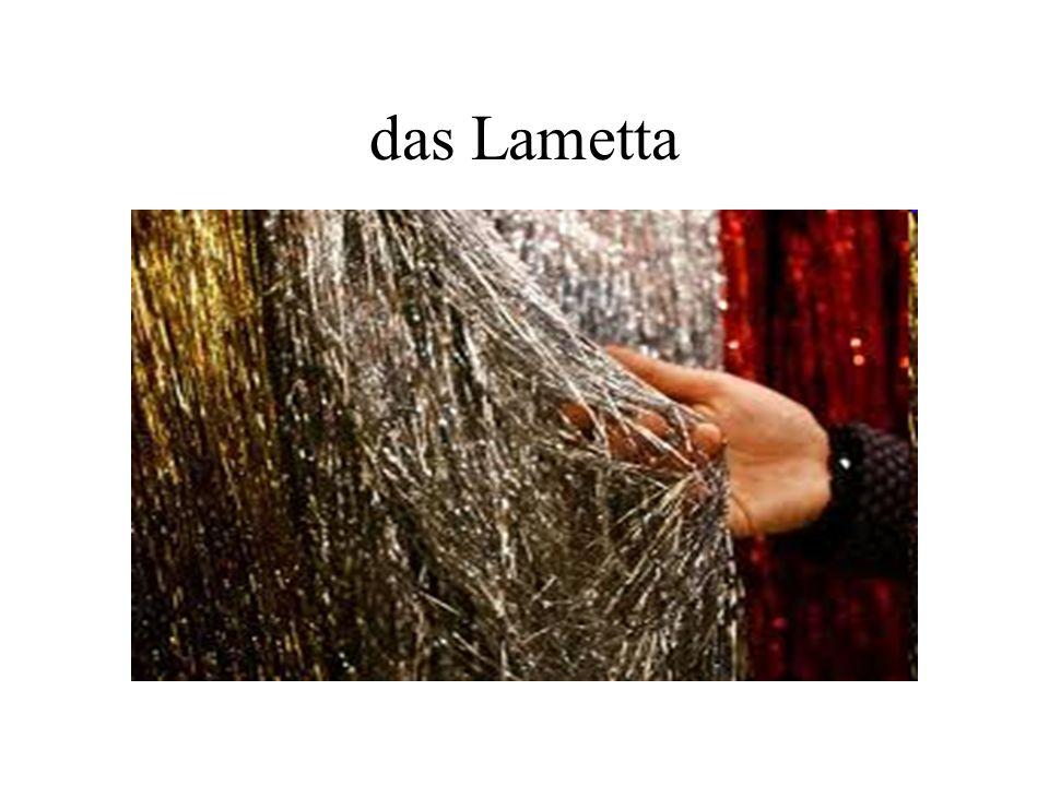 das Lametta