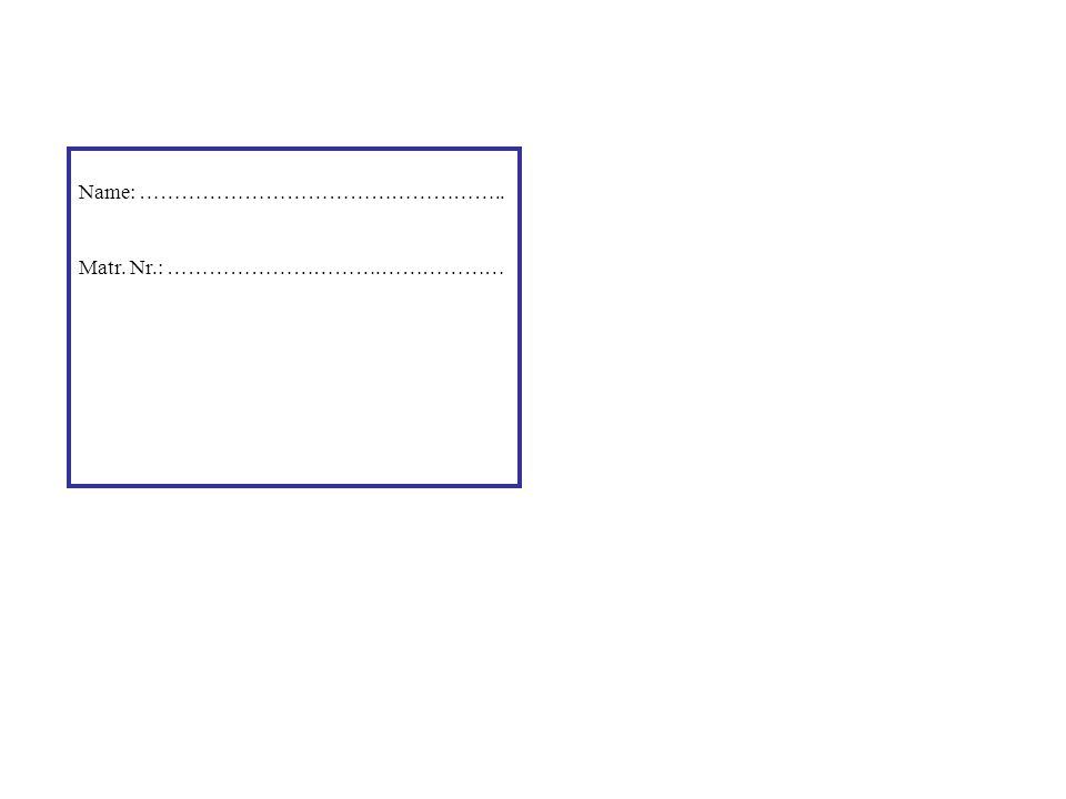 Aufgabe 1: (a) Konvertieren Sie die Zahl (27) 10 in eine Dualzahl.