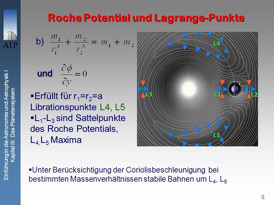 57 Einführung in die Astronomie und Astrophysik I Kapitel III: Das Planetensystem weitere Kleinkörper im Sonnensystem: Kometen spektakuläres Auftreten...