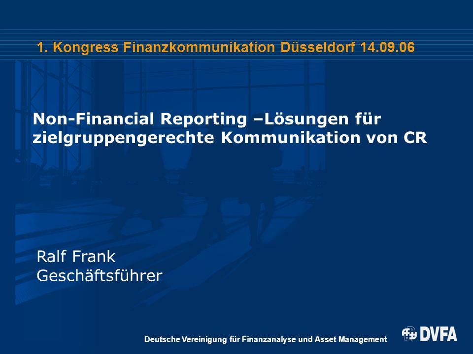 Deutsche Vereinigung für Finanzanalyse und Asset Management 1.