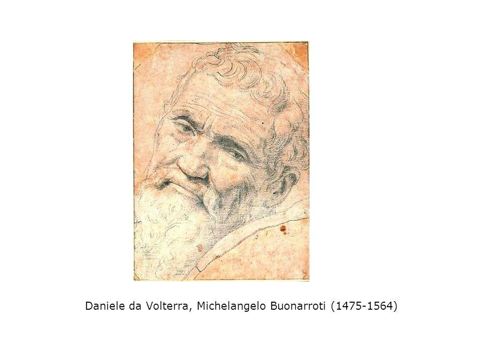 Daniele da Volterra, Michelangelo Buonarroti (1475-1564)
