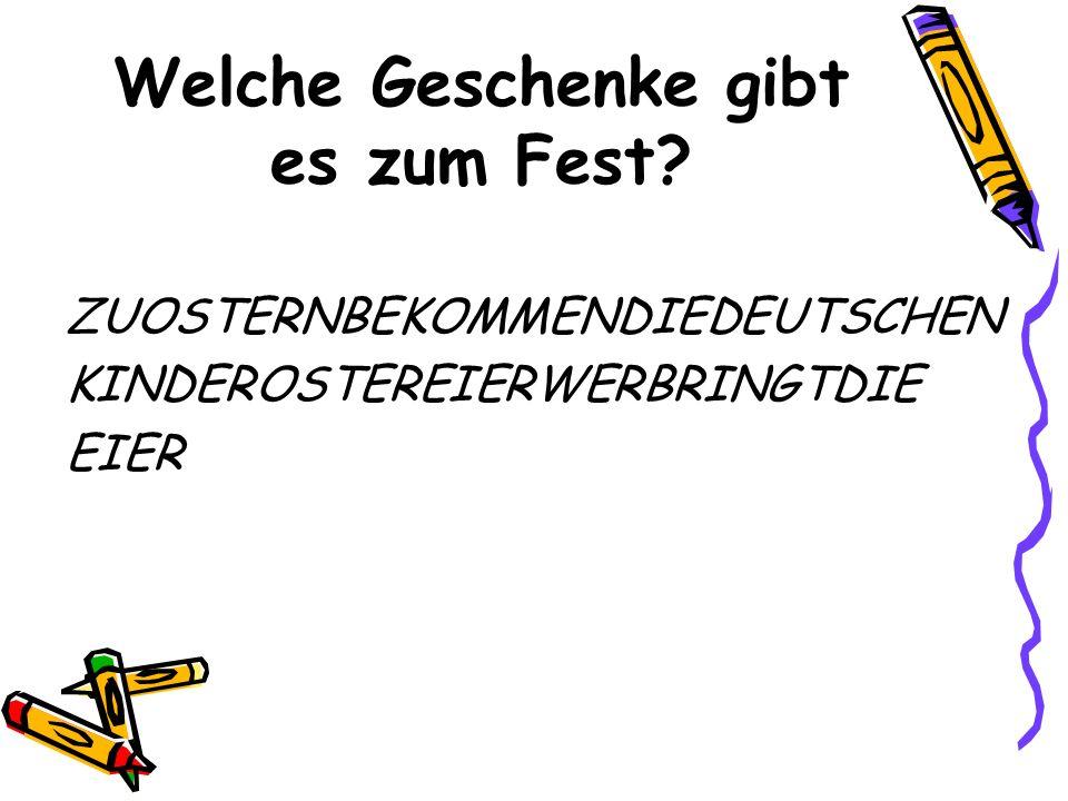 5.Willkommen, schöne Osterzeit...