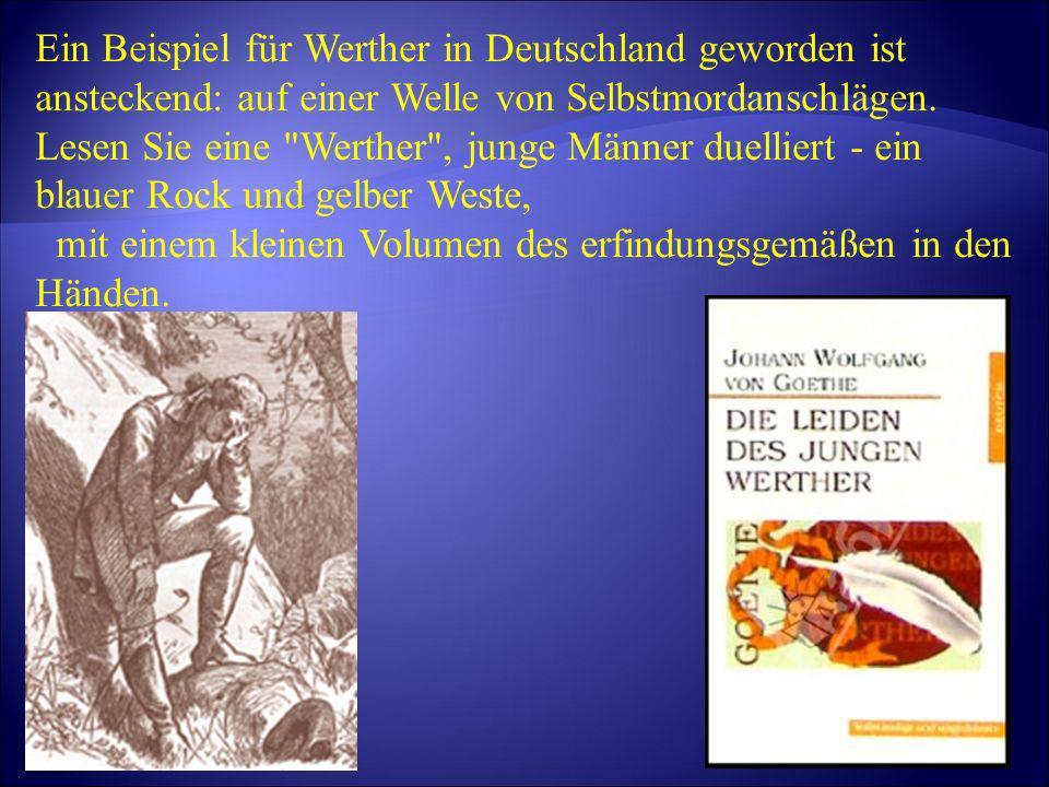 Im Jahre 1782 wurde Goethe der erste Minister des Herzogtums Sachsen- Weimar.