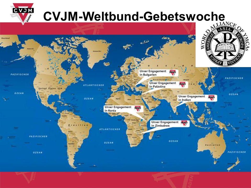 CVJM-Weltbund-Gebetswoche