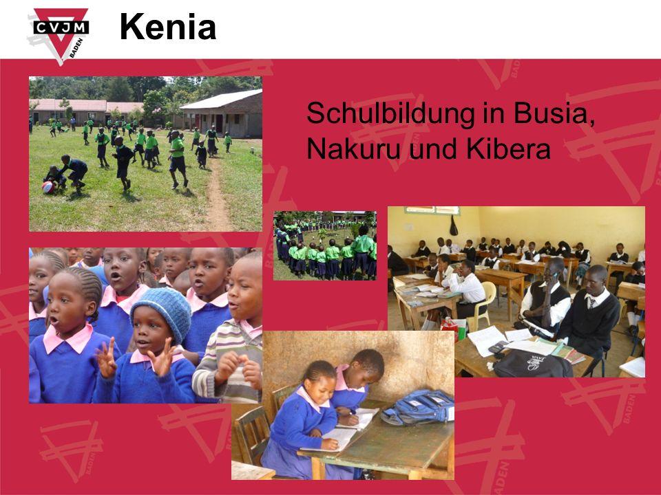 Berufsausbildung in Kisumu Kenia