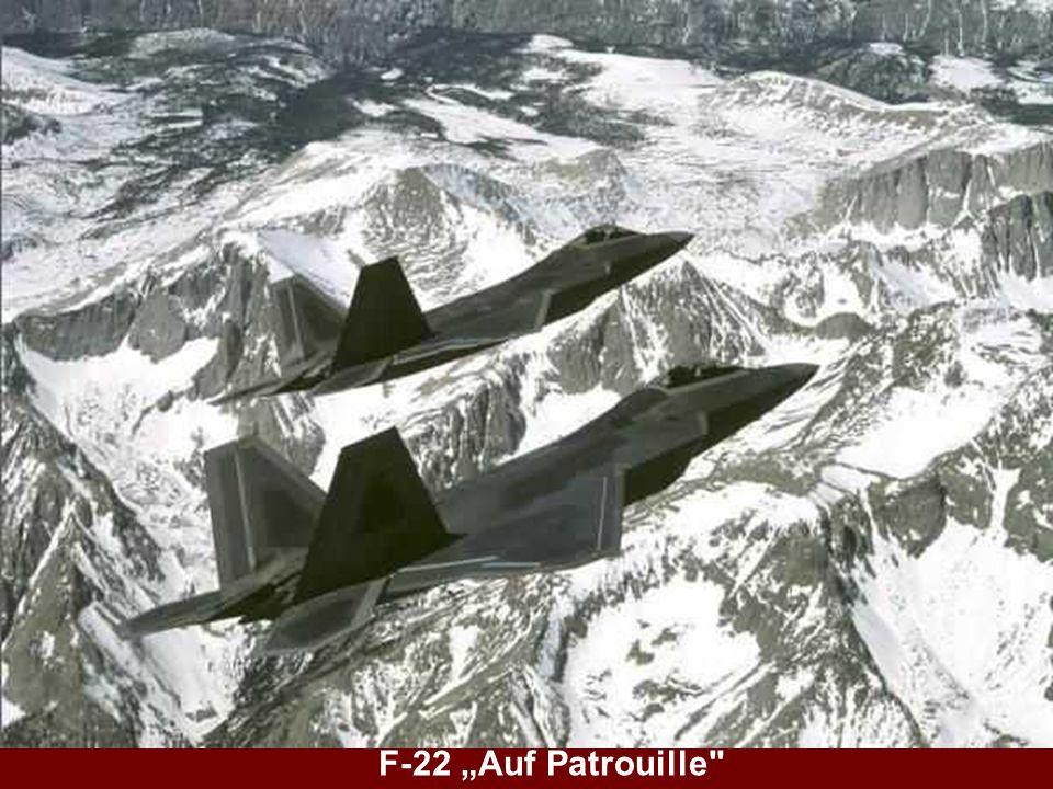 B-1 Soloflug