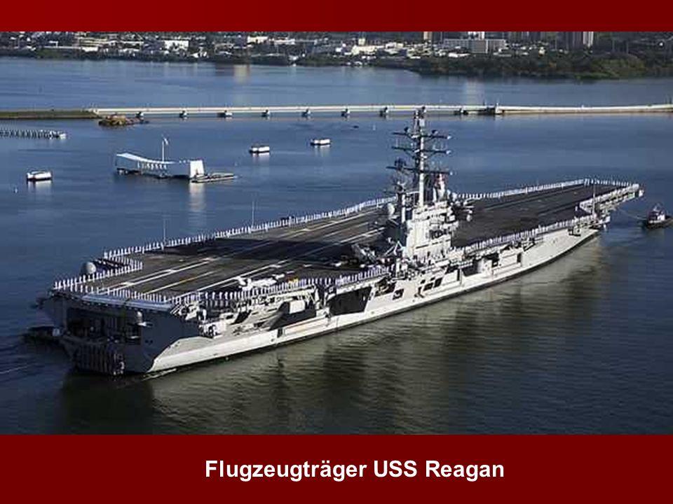 Flugzeugträger der US-Armee
