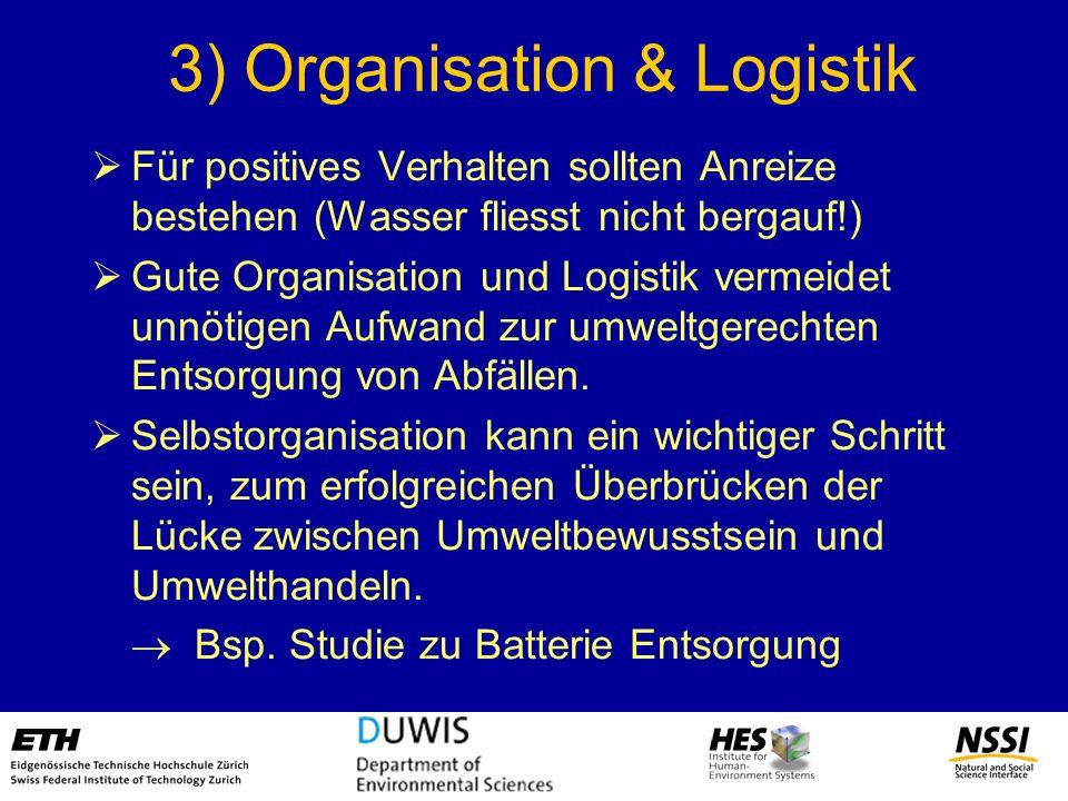 Bedeutung von Normen u. Werten und diesbezüglichen Diskussionen Partizipation - z.B. auch in Form von Ordnungspatenschaften - schafft Verantwortungsbe