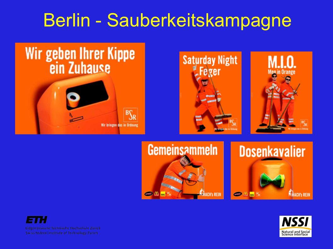 Boulevard-Kampagne Hamburg