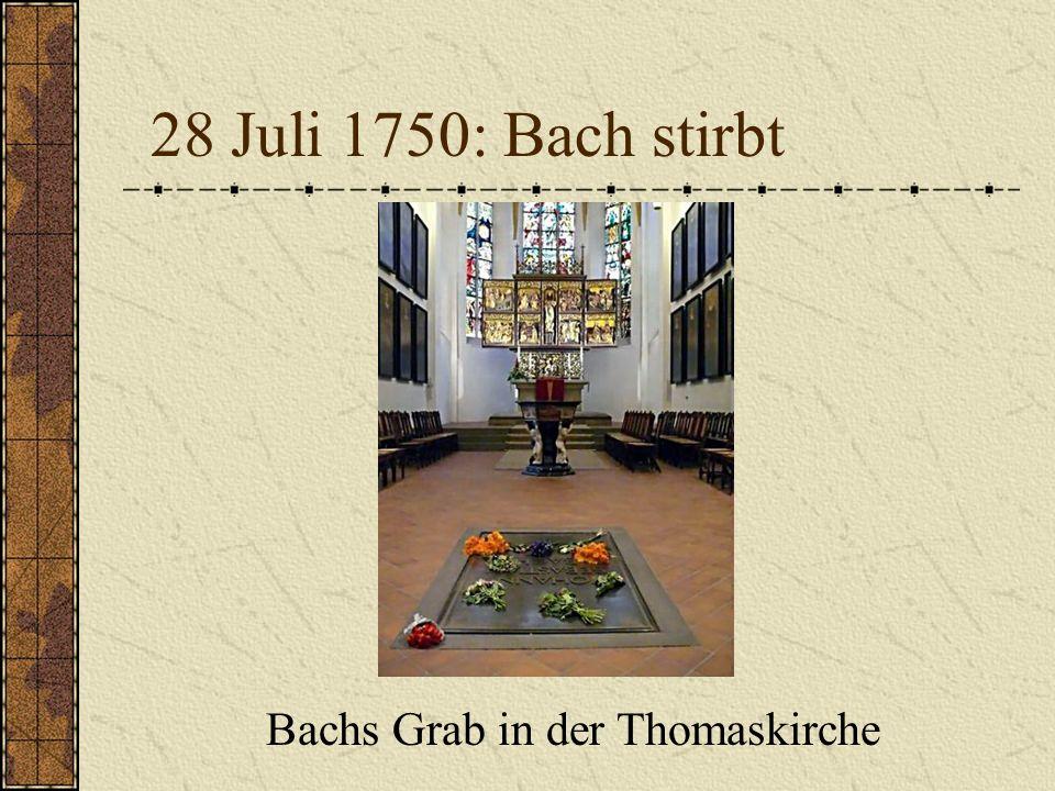 Bachs Aufgaben Musikalische Gesamtleitung für alle Musik in den Innenstadtkirchen Kantor (z.B. Thomaner) Komponist Organist Musik- und Orgellehrer