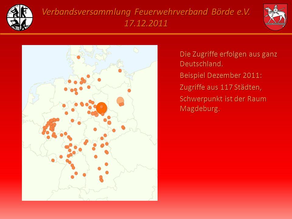 Verbandsversammlung Feuerwehrverband Börde e.V.
