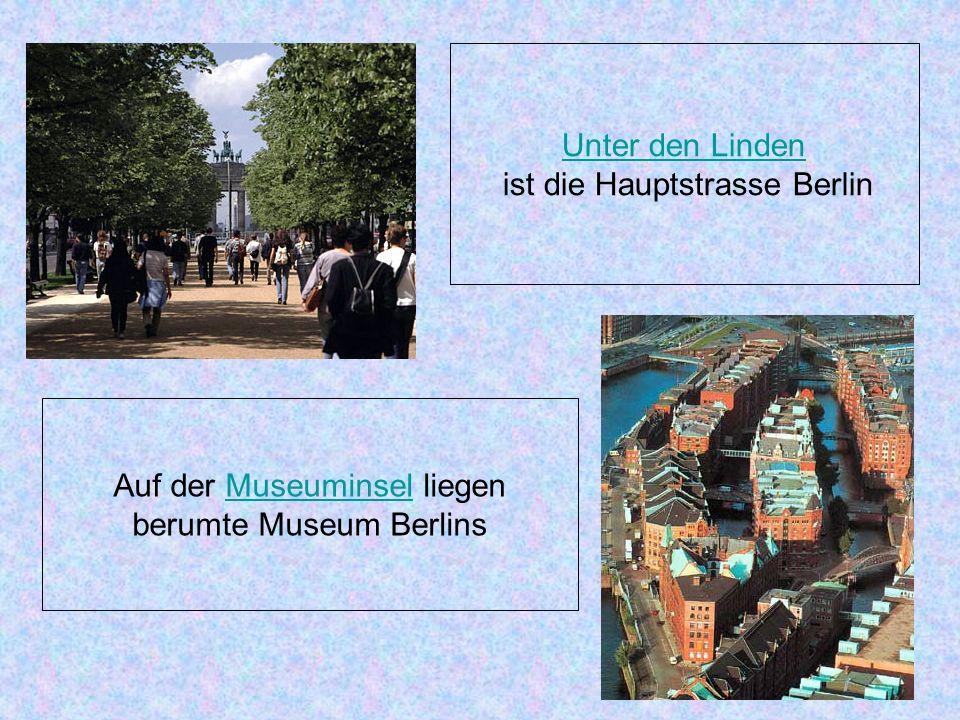 Das alte Rathaus ist eine der schönsten Sehenswürdigkeiten der Stadt. Die Berliner nennen sie Rotes Rathaus. Das Gebäude der Stadt gehört zur Geschich