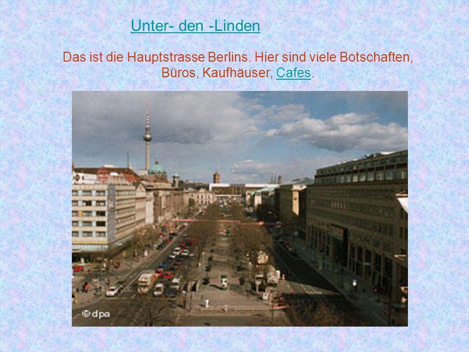 Das Bode – Museum Das Bode – Museum Das Bode – Museum ist nach seinem Begründer Wilhelm von Bode genannt. Hier befinden sich Exponate der Spätantike u