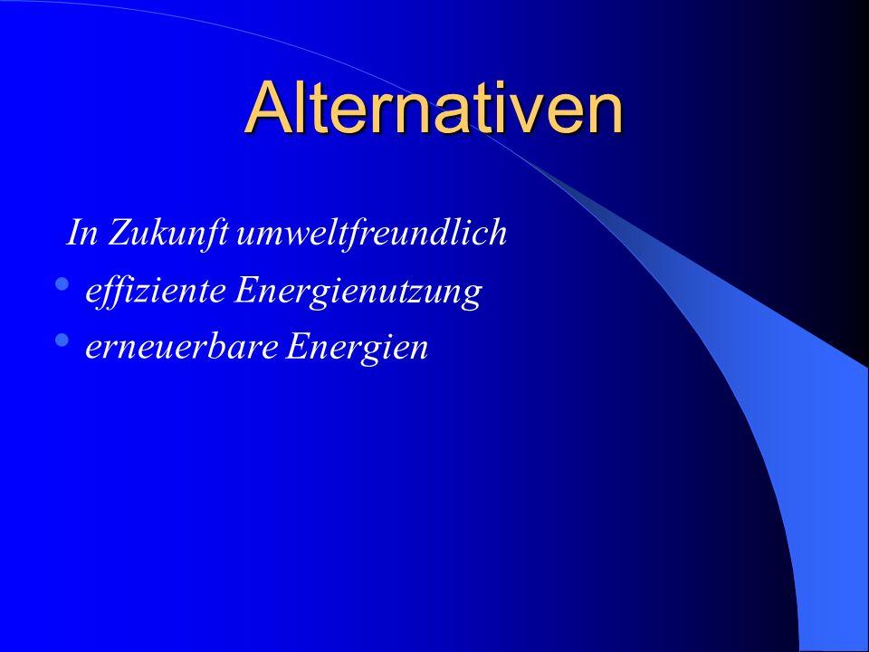 Die Meinung der Bürger AussageZustimmung in Prozent 198819931997Juni 1998 weitere bauen5945 vorhanden nutzen 696272 sofort stilllegen 25262221 weiß nicht1422 Meinungsforschung zu deutschen Atomkraftwerken Quelle: www.Strom.de