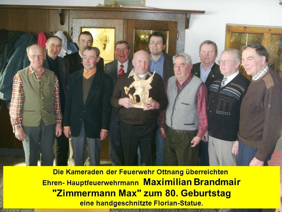 Pressegruppe der FF Ottnang a.H.