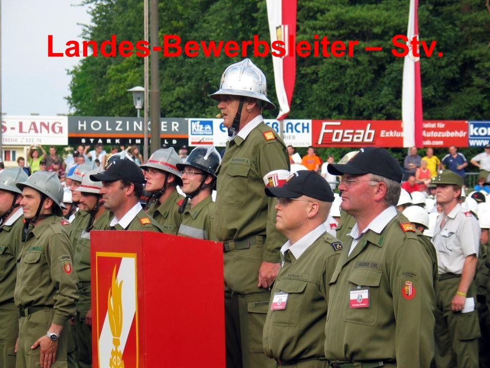 Landes-Bewerbsleiter – Stv.