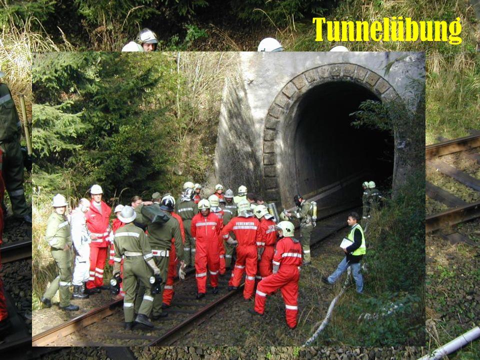 Tunnelübung